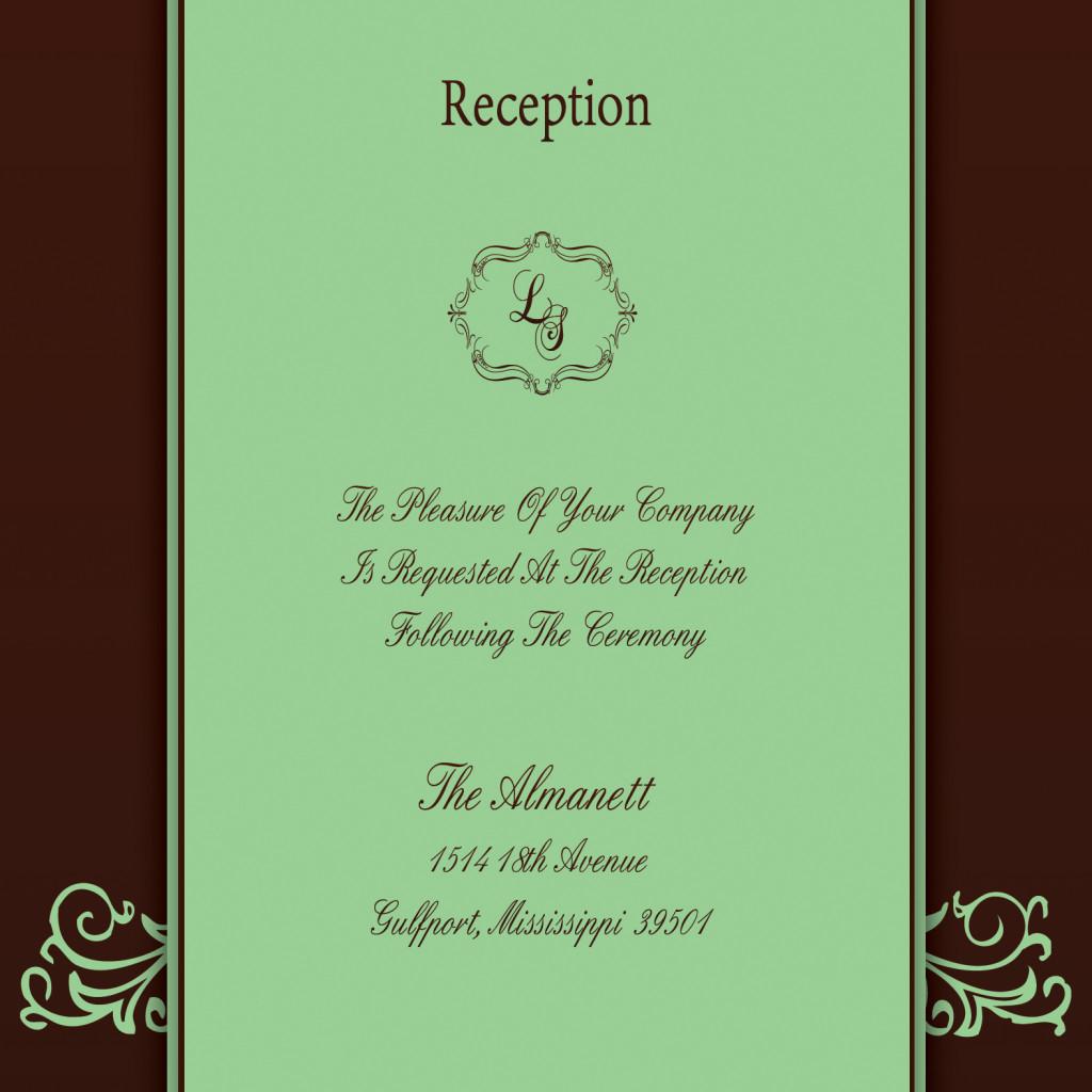 ls reception